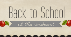 Lisa Marie Photography, header, back to school