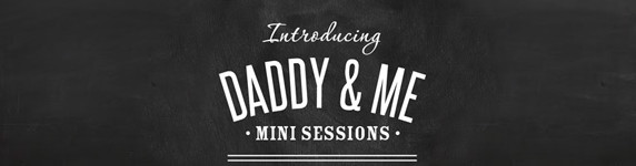 daddy and me blog header